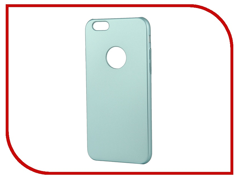 Аксессуар Чехол ROCK Glory Protective Shell for iPhone 6 Turquoise 70411<br>