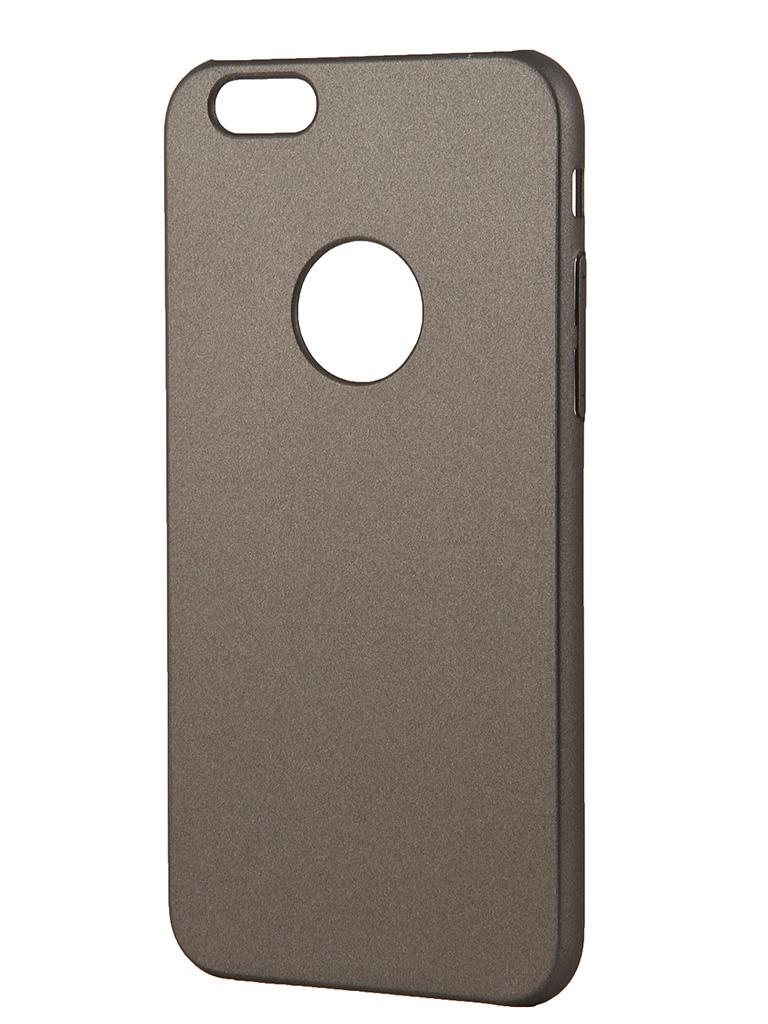Аксессуар Чехол ROCK Glory Protective Shell for iPhone 6 Grey 70404<br>