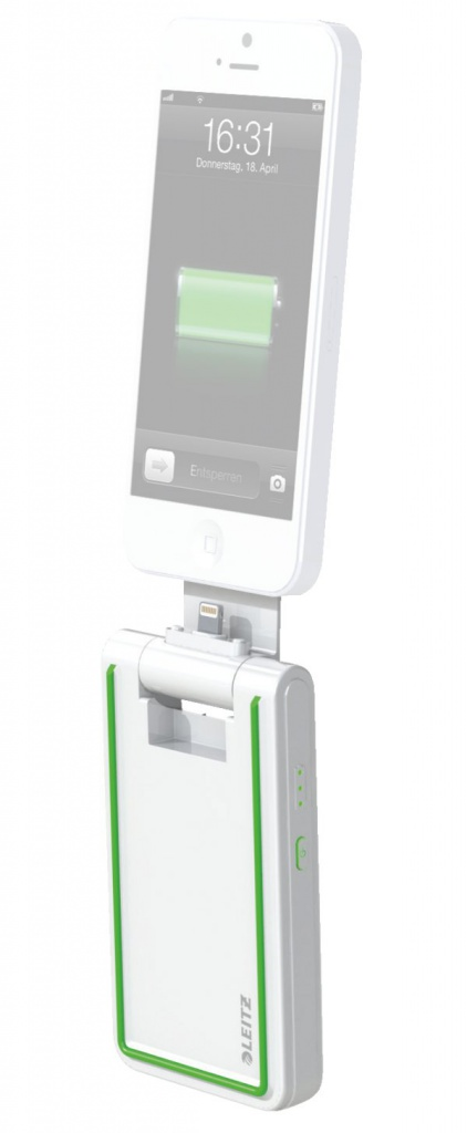����������� Leitz Complete Lightning 3 in 1 for iPhone 5/5S/5C/iPod Touch/iPod Nano White 63630001