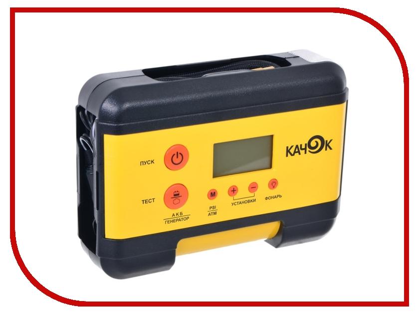 Компрессор Качок К60 автомобильный компрессор качок к60