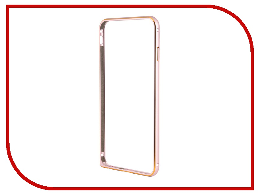 ��������� �����-������ Ainy for iPhone 6 Plus Pink QC-A014D