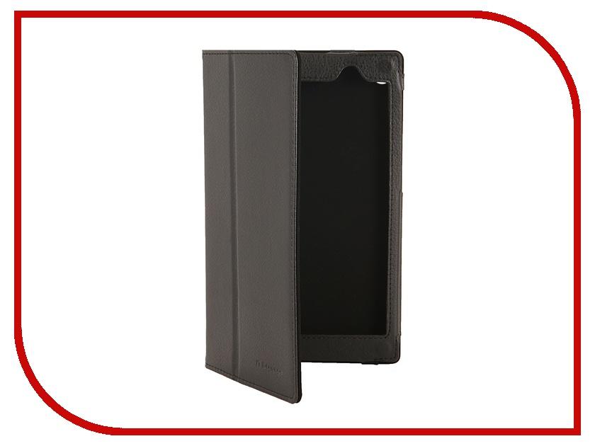 Аксессуар Чехол ASUS MeMO Pad 7 ME 572C/CE IT Baggage, с функцией стенд иск. кожа Black ITASME572-1<br>