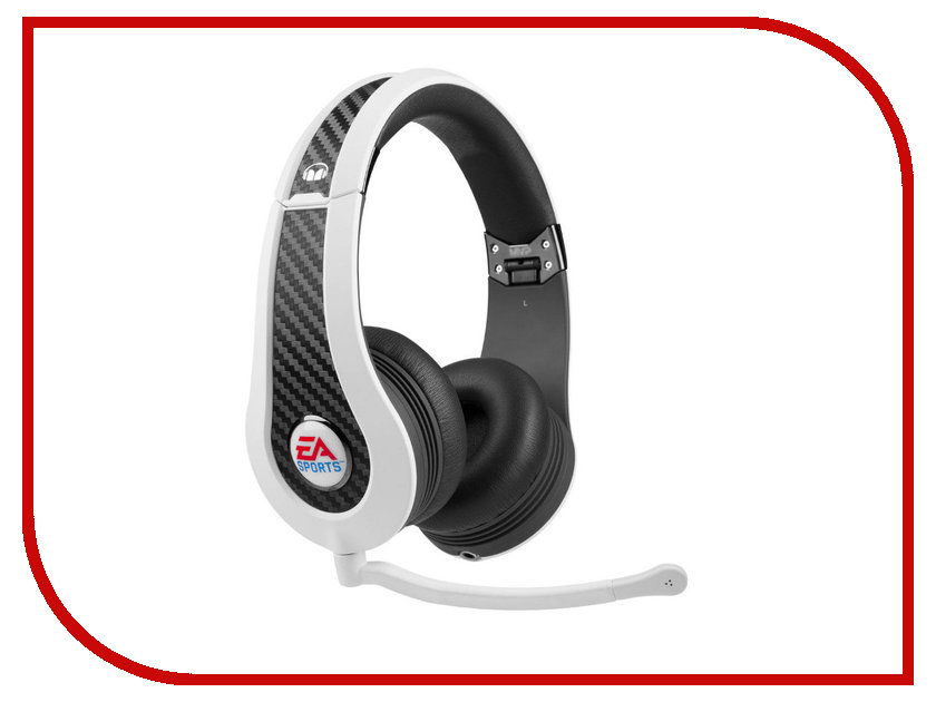 Гарнитура Monster MVP Carbon EA Sports White 128973<br>