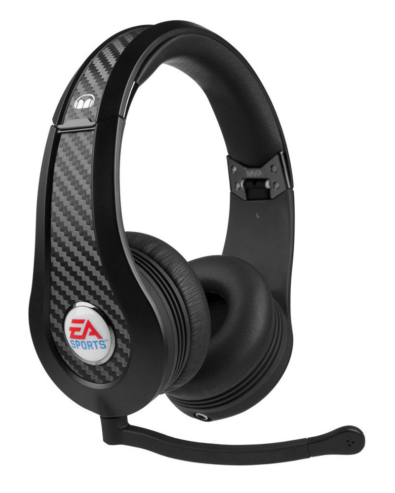 Гарнитура Monster MVP Carbon EA Sports Black 128974<br>