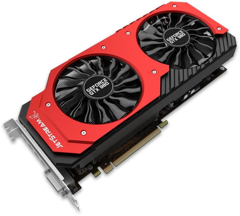 Видеокарта Palit GeForce GTX 980 1127Mhz PCI-E 3.0 4096Mb 7000Mhz 256 bit DVI Mini-HDMI HDCP NE5X980014G2-2042J<br>