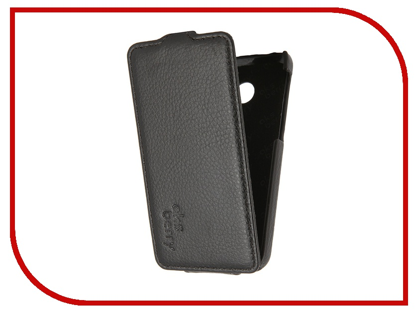 Аксессуар Чехол ASUS Zenfone 4 Aksberry Black