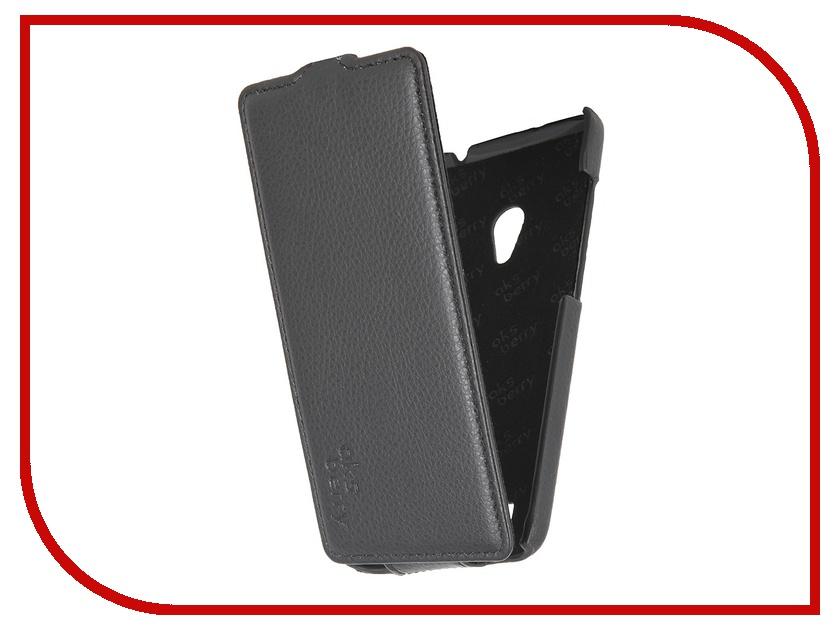 Аксессуар Чехол ASUS ZenFone 5 Aksberry Black