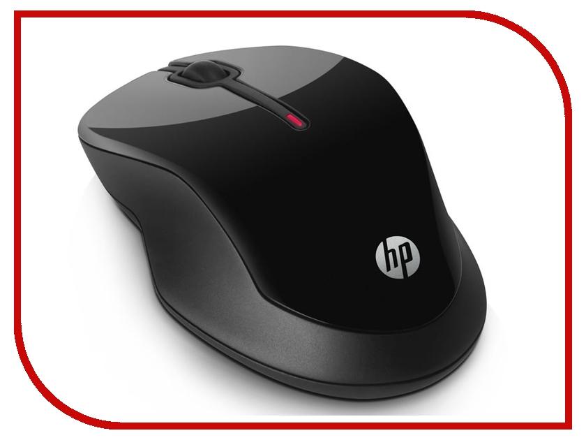 Мышь HP X3500 Black H4K65AA мышь hp x3500 black h4k65aa