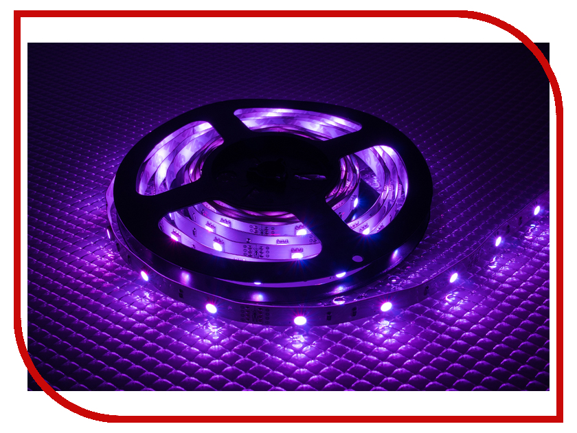 Светодиодная лента ELF Paralyne 150SMD (5050) 12V 36W IP67 5m RGB ELF-150SMD-PARALYNE-RGB