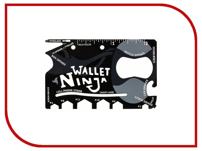 Мультитул Megamind Wallet Ninja 16 в 1 M4619