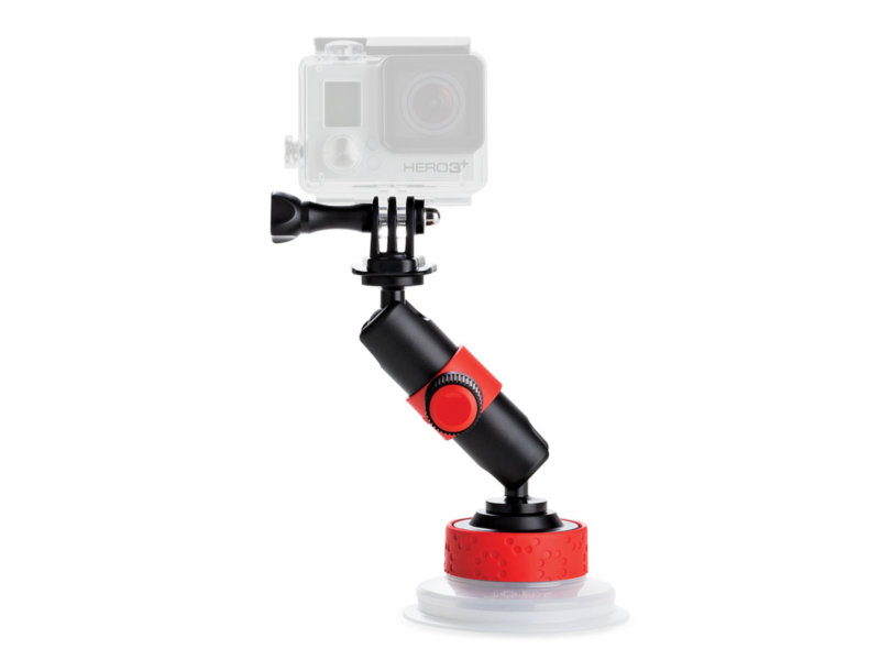 Штатив Крепление присоска Joby Suction Cup & Locking Arm Black-Red JB01330-BWW наклейка 2018 fifa world cup russia™ 2018 fifa world cup russia™ fi029dubrrx4