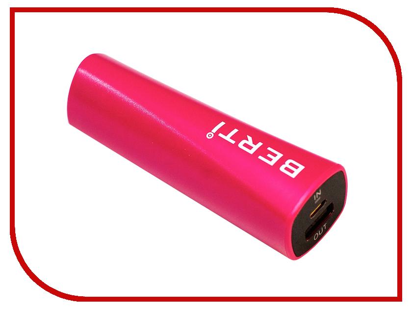 Аккумулятор Berti Rainbow 2400mAh Purple<br>