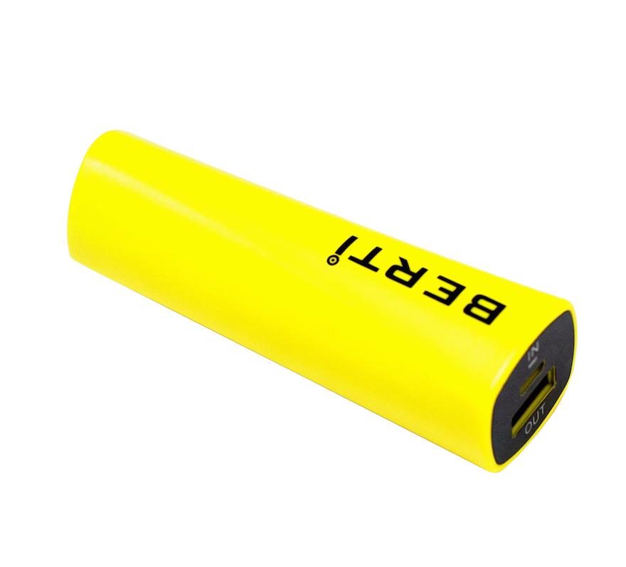 Аккумулятор Berti Rainbow 2400mAh Yellow