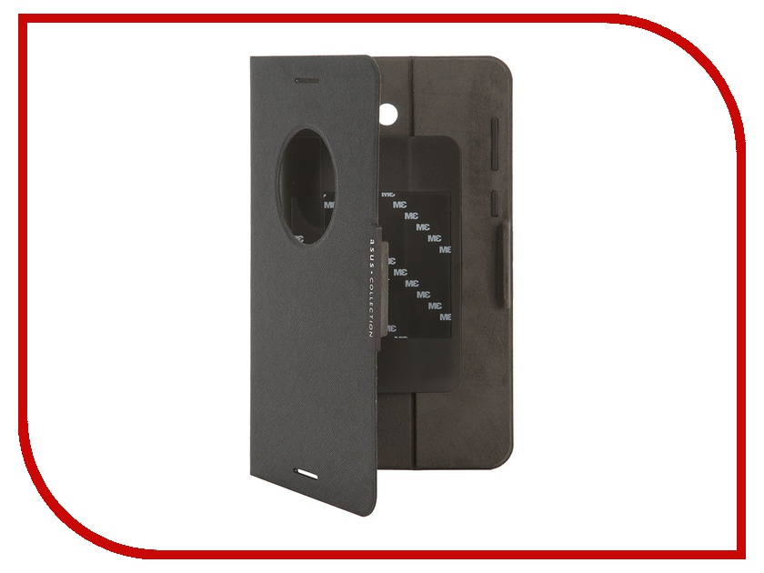 Аксессуар Чехол ASUS Fonepad 7 FE375CG/FE375CXG/FE7530CXG View Folio Cover Black 90XB015P-BSL2C0