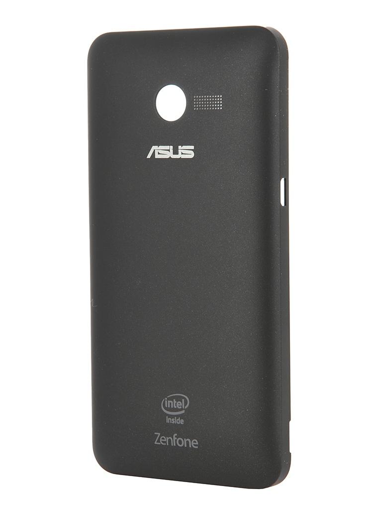 Аксессуар Крышка задняя ASUS ZenFone 4 Zen Case Black 90XB00RA-BSL1F0
