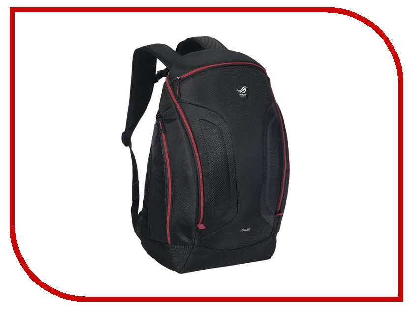 Рюкзак ASUS 17.0 ROG Shuttle Backpack Black 90-XB2I00BP00020