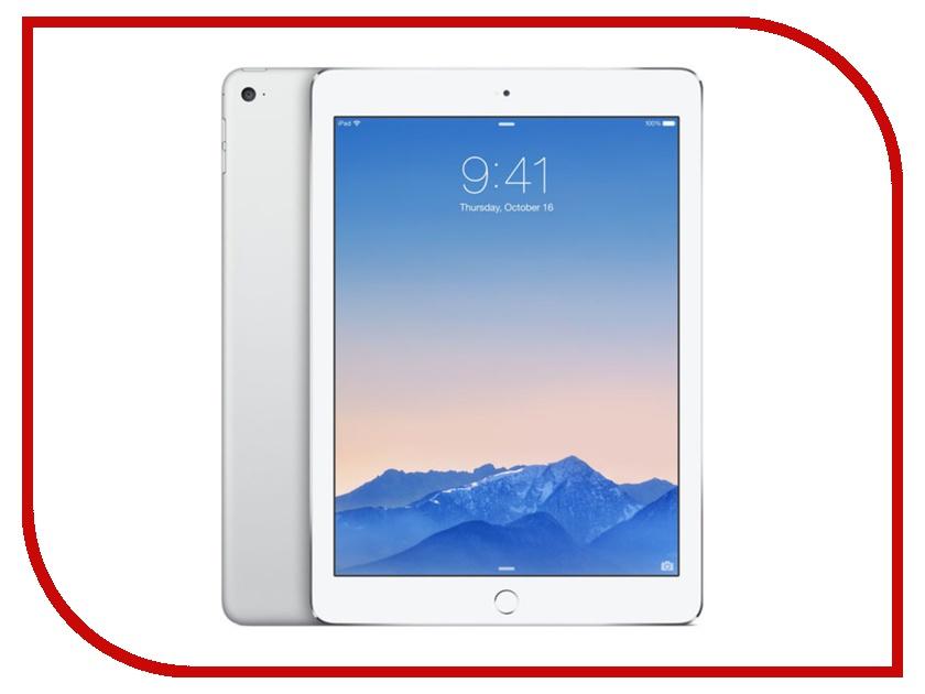 Планшет APPLE iPad Air 2 16Gb Wi-Fi Silver MGLW2RU/A
