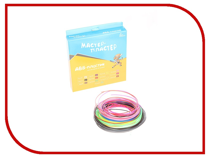 Аксессуар Masterplaster ABS-пластик Мастер-Пластер
