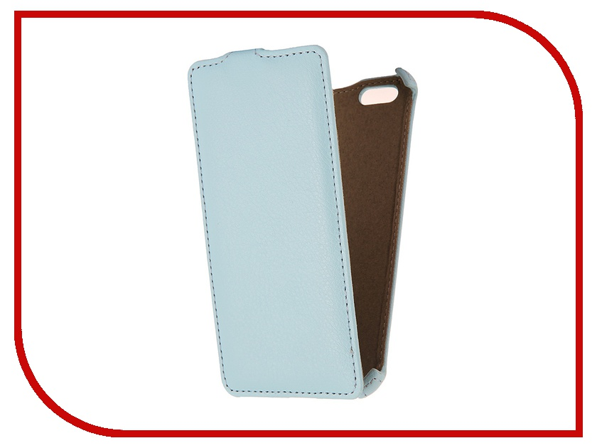 Аксессуар Чехол Gecko для iPhone 6 Blue<br>