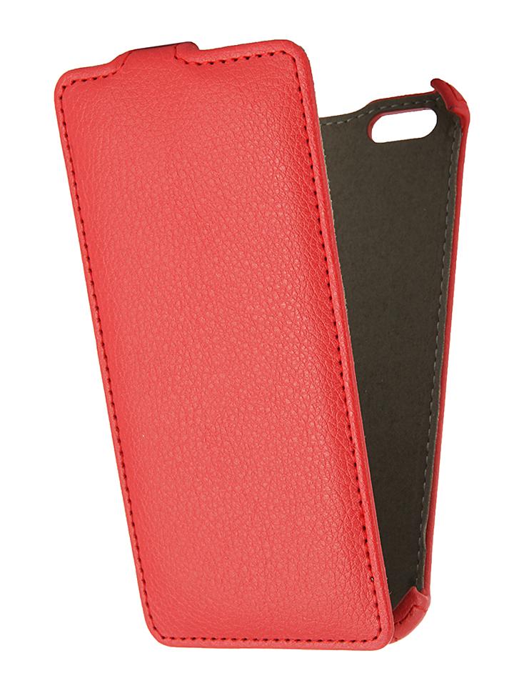 Аксессуар Чехол Gecko для APPLE iPhone 6 Red