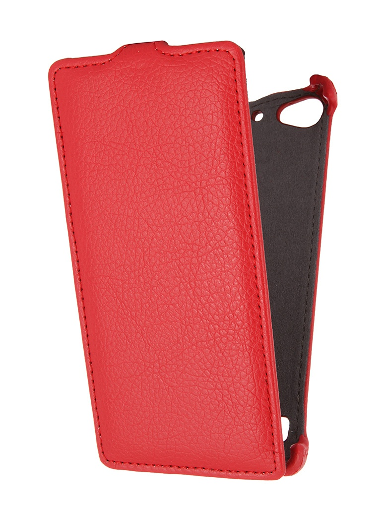 Аксессуар Чехол Lenovo Vibe X2 Gecko Red GG-F-LENVI BEX2-RED<br>