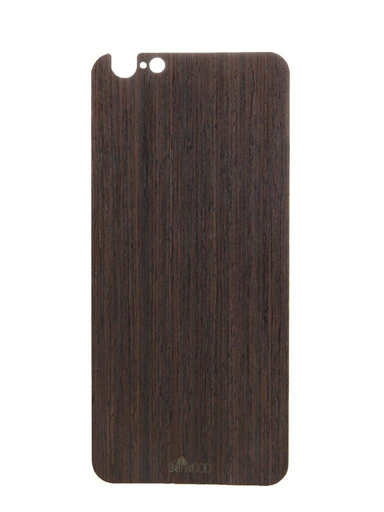 Аксессуар Панель деревянная BeWood oakm-i6 for iphone 6 Oak Stained