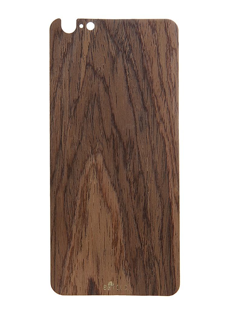 Аксессуар Панель деревянная BeWood nutr-i6p для iphone 6 Plus Nut