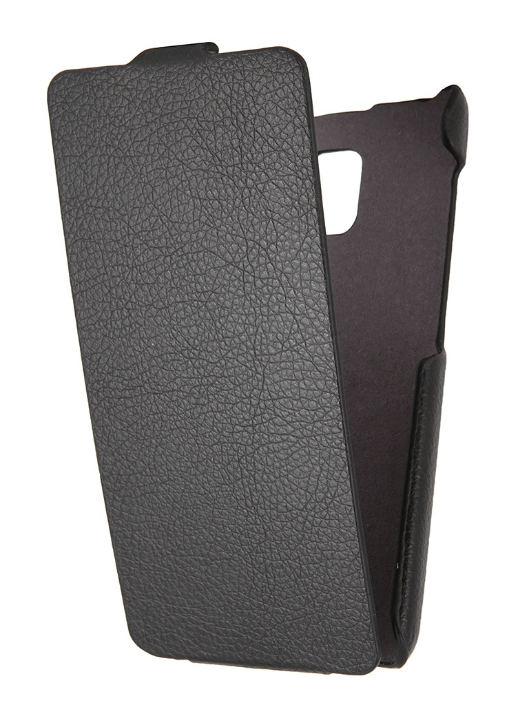 Аксессуар Чехол Lenovo A850+ iBox Premium Black