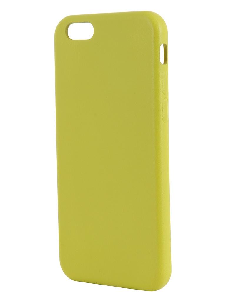 Аксессуар Крышка задняя iRidium for iPhone 6 4.7-inch Green