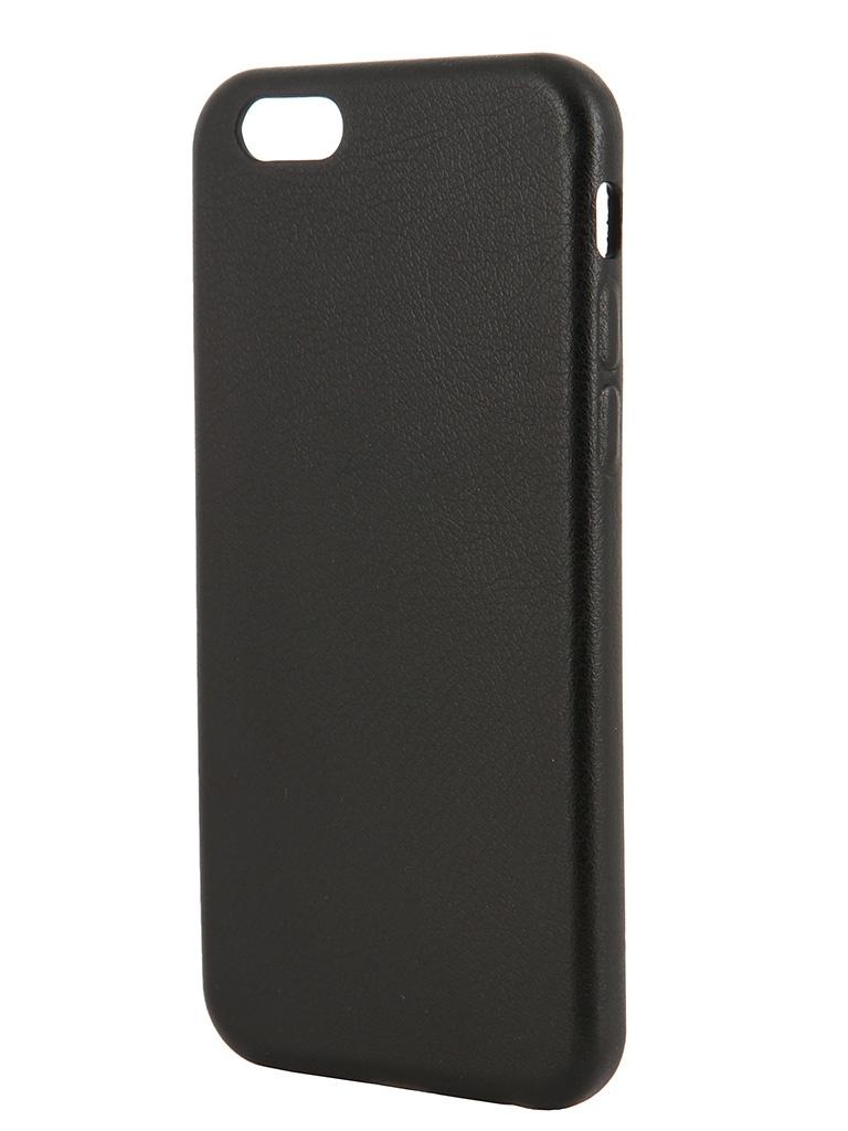 Аксессуар Крышка задняя iRidium for iPhone 6 4.7-inch Black