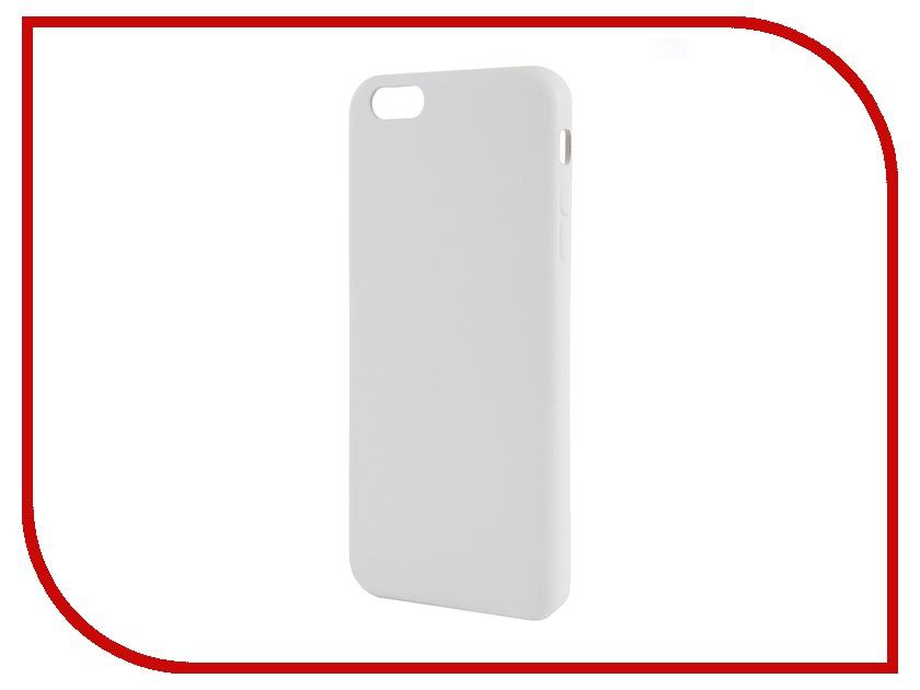 Аксессуар Крышка задняя iRidium for iPhone 6 Plus 5.5-inch White<br>