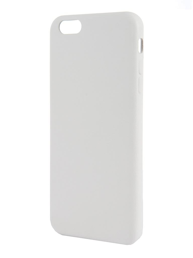 Аксессуар Крышка задняя iRidium for iPhone 6 Plus 5.5-inch White