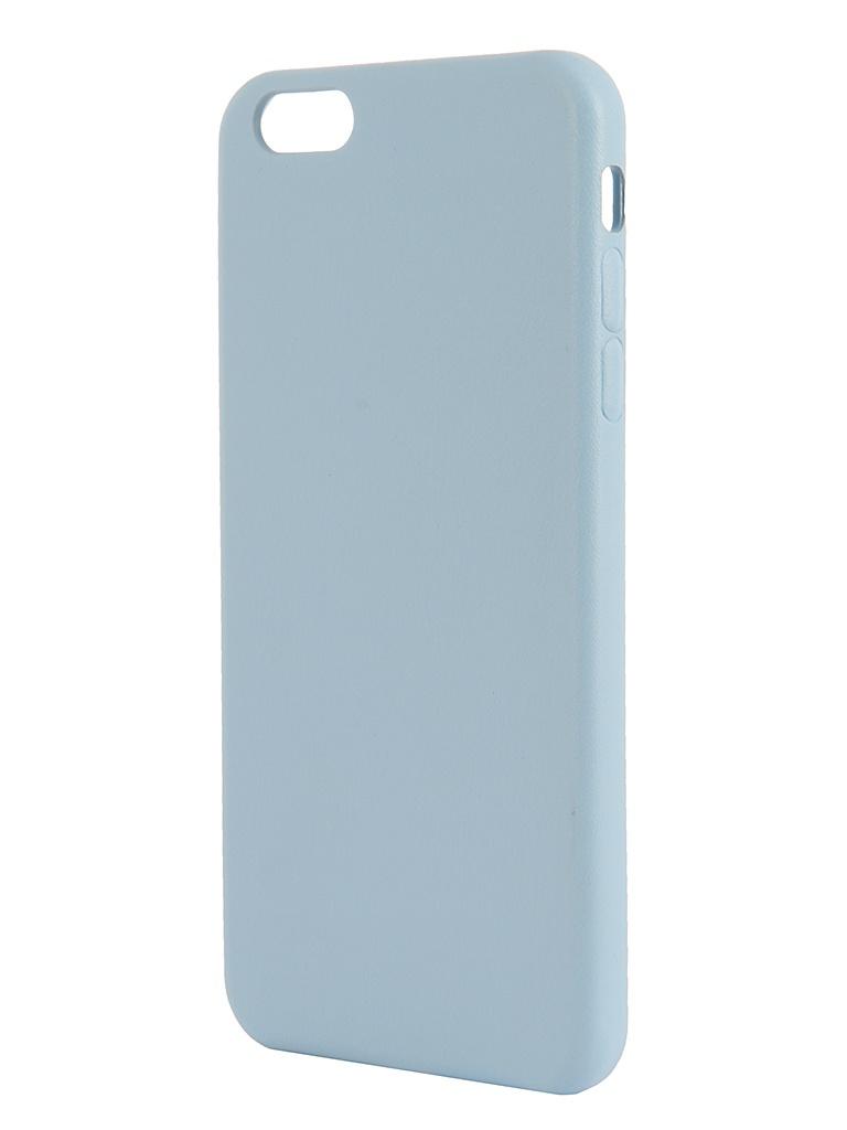 Аксессуар Крышка задняя iRidium for iPhone 6 Plus 5.5-inch Blue