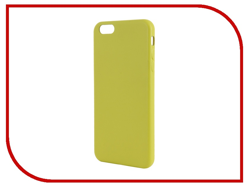 Аксессуар Крышка задняя iRidium for iPhone 6 Plus 5.5-inch Green iridium ut000004075 brown