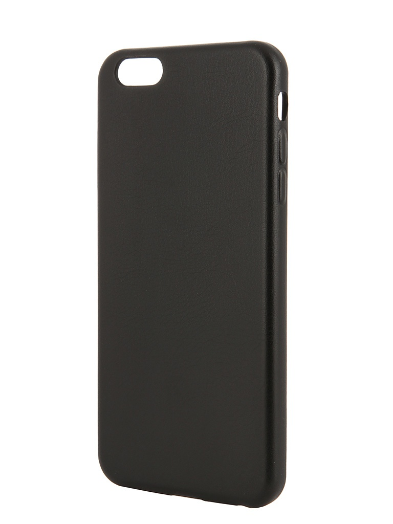 Аксессуар Крышка задняя iRidium for iPhone 6 Plus 5.5-inch Black<br>