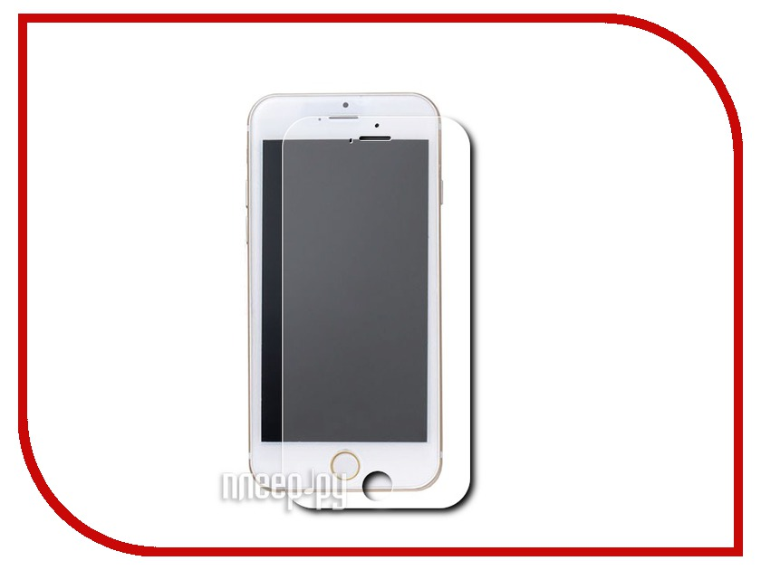 Аксессуар Стекло защитное LuxCase 0.33mm for iPhone 6 4.7-inch суперпрозрачное 80294<br>