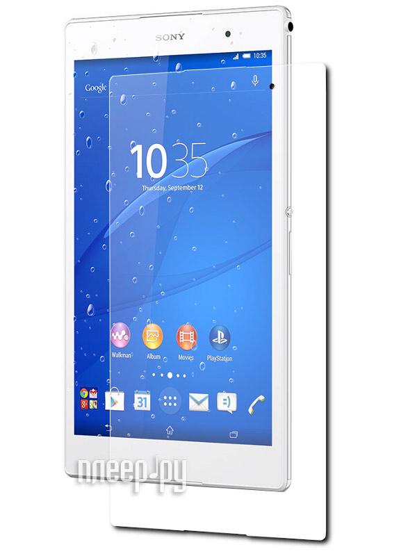 Аксессуар Защитная пленка Sony Xperia Z3 Tablet Compact LuxCase суперпрозрачная 80668