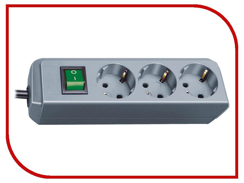 Сетевой фильтр Brennenstuhl Eco-Line 3 Sockets 1.5m 1152340015 / 1152340075<br>