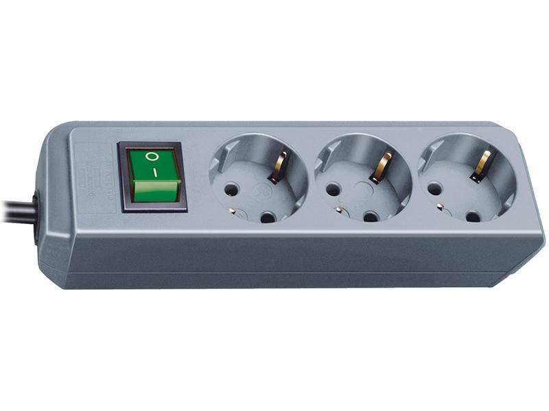 Brennenstuhl Eco-Line 3 Sockets 1.5m 1152340015 / 1152340075