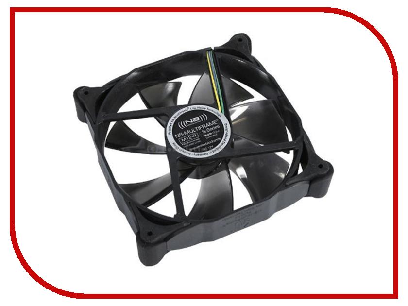 Вентилятор Noiseblocker Multiframe M12-P 120mm 1000-2000rpm PWM<br>
