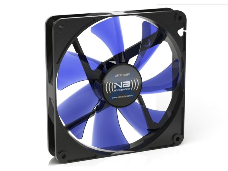 Вентилятор Noiseblocker BlackSilentFan XK1 140mm 800rpm