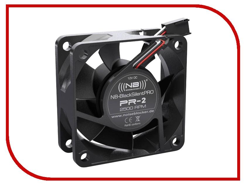 Вентилятор Noiseblocker BlackSilentPRO PR-2 60mm 2500rpm<br>