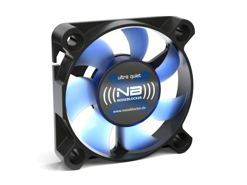 Вентилятор Noiseblocker BlackSilentFan XS2 50mm 4000rpm