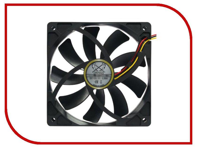 Вентилятор Scythe Slip Stream 120mm 500rpm SY1225SL12SL<br>
