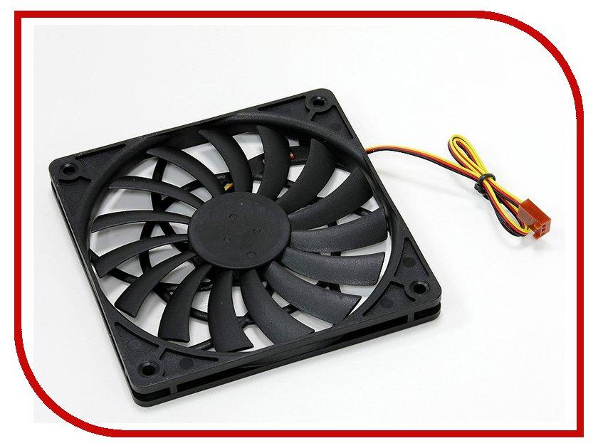 Вентилятор Scythe Slip Stream Slim 120mm 1200rpm SY1212SL12L вентилятор aerocool shark fan white edition 120mm en55505