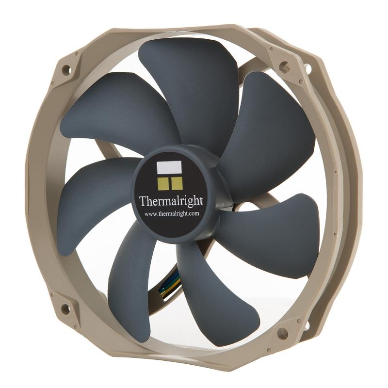 Вентилятор Thermalright TY-140 140mm 900-1300rpm<br>