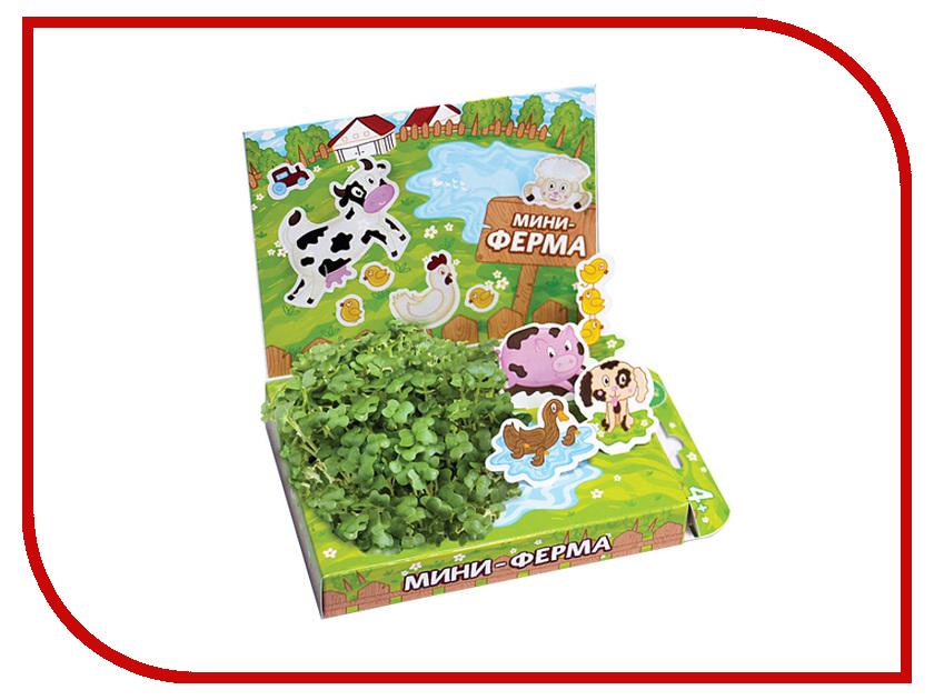 Растение Happy Plant hps-212 Детский развивающий набор для выращивания Мини-ферма<br>
