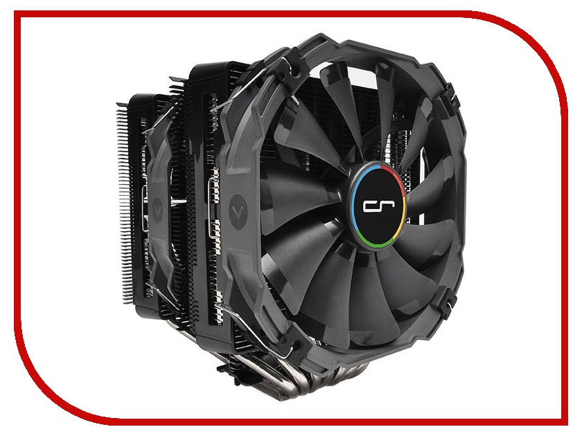 Кулер Cryorig R1 Ultimate CR-R1A (Intel S775/S1150/1155/1156/S1356/1366/S2011/AMD AM2/AM2+/AM3/AM3+/FM1)<br>