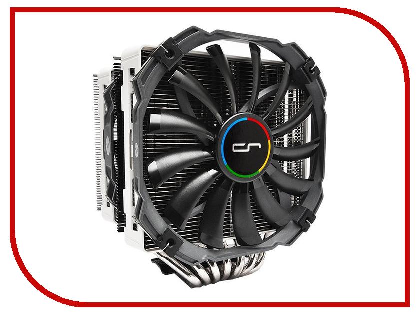 Кулер Cryorig R1 Universal CR-R1B (Intel S775/S1150/1155/1156/S1356/1366/S2011/AMD AM2/AM2+/AM3/AM3+/FM1)<br>