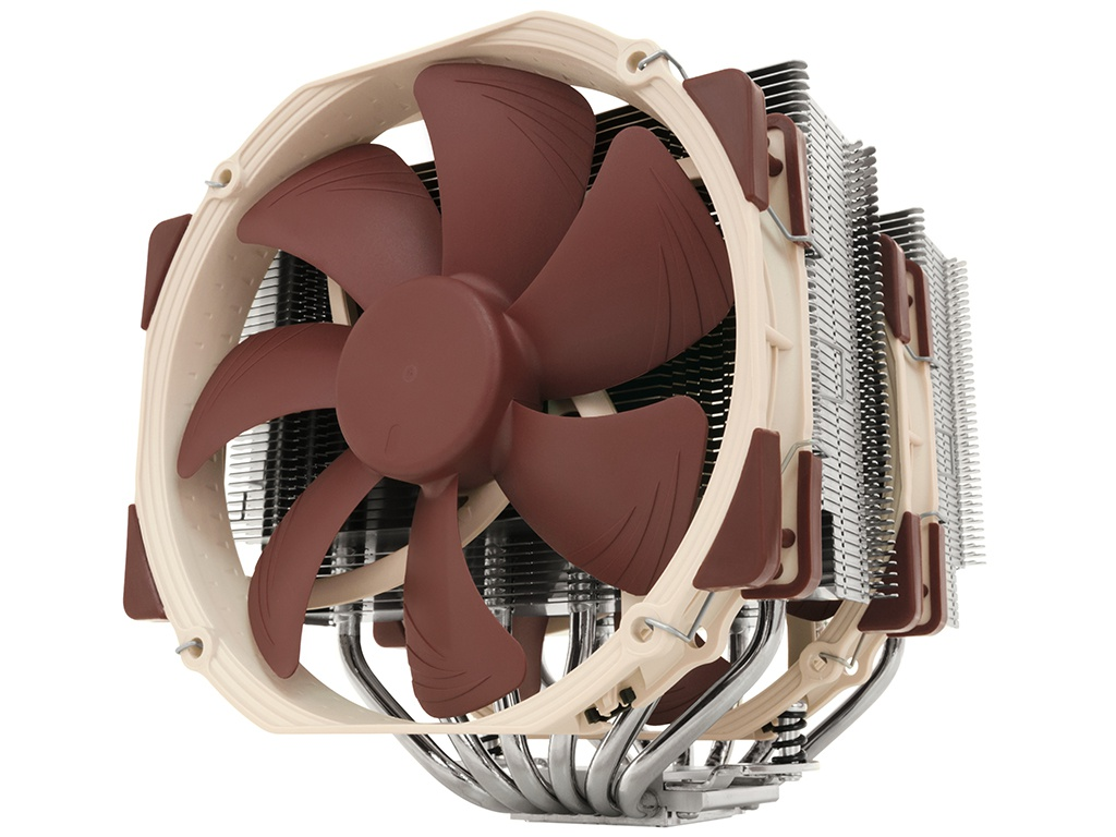 Кулер Noctua NH-D15 (Intel S775/S1150/1151/1155/1156/S1356/1366/S2011/AMD AM2/AM2+/AM3/AM3+/FM1/FM2/FM2+) noctua nh u9b se2 amd intel processor coolers 2 fans cooling fan contain thermal compound cooler fans lga1155x 2011 1366 775